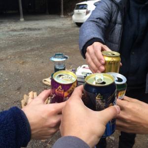 新年会キャンプ