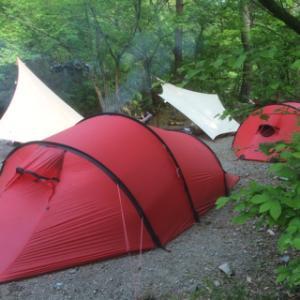 親父キャンプ