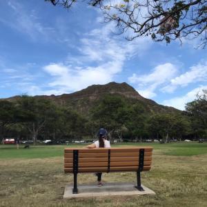 ☆カピオラニ公園でピクニック☆