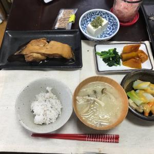 4/30木曜 カレイの煮付け