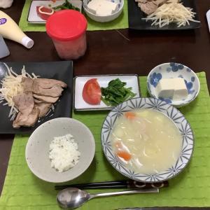 6/19金曜 豚煮&シチュー