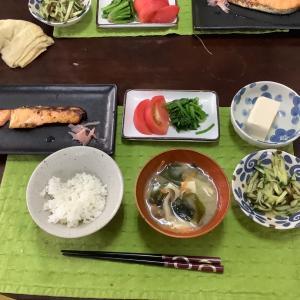 6/23火曜 シャケの西京焼き