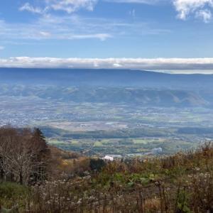 富良野西岳 2021/10/14