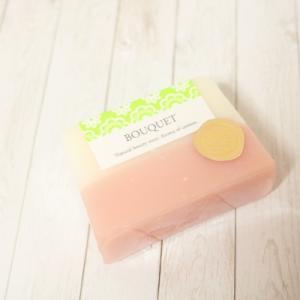 マルシェボン クリアソープ ブーケを使ってみた口コミ!すごくいい香り!①
