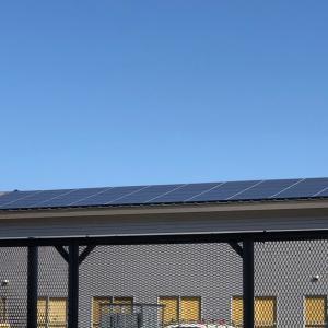 太陽光発電の点検!