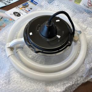 蛍光灯の照明器具もまだ修理できます!