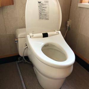 トイレ掃除が最小限で済むトイレ!