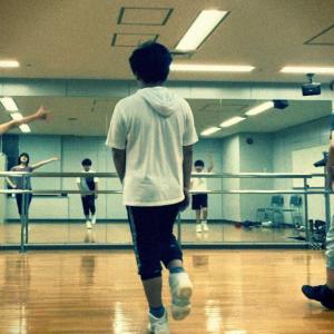 吉祥寺ダンスクラス:腕の使い方とピケターンの話。