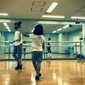 吉祥寺ダンスクラス:Sくん大活躍の金曜日でした。
