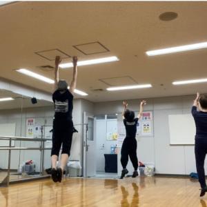 吉祥寺ダンスクラス:何歳であっても  人はいつでも変化できる♪