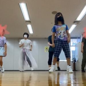 吉祥寺ダンスクラス:胸の中に秘めたやる気を  発表会本番で爆発させよう♪