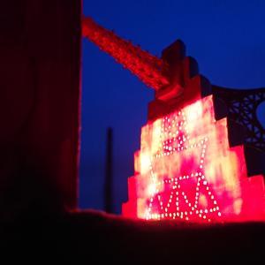 【ジオラマ】 舞台装置 約束タワーブリッジ