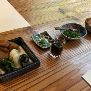 妙見石原荘の朝食