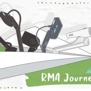 IPEVO RMAの旅 パート1