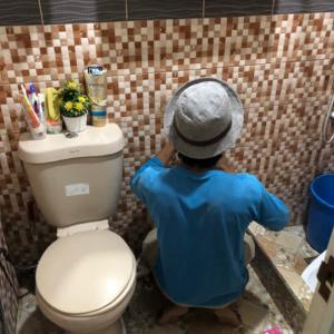 バスルームの改修