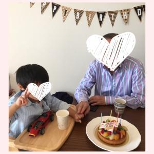 父のお誕生日会 & 明日はいよいよTVXQ♡