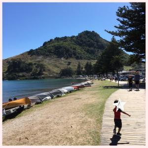 ニュージーランド49日目*急遽帰国決定!&タウランガへ