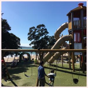 ニュージーランド短期留学を終えた息子の英語力