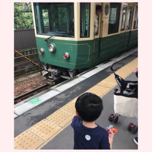 江ノ電 & 湘南モノレールでお出かけ♬