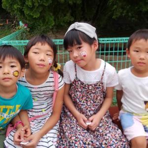 【姫路】姫路動物園 / フェイスペインティング