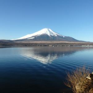 X-TRAIL T-30 2019年最後の富士山