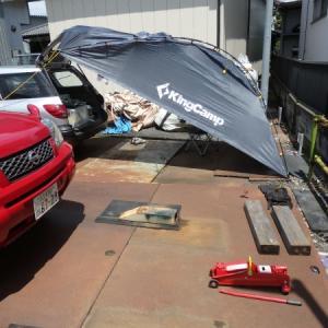 X-TRAIL T-30 ユーザー車検