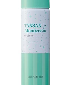エアコンや紫外線で乾燥したお肌に、たっぷりと水分補給 炭酸ローション 炭酸化粧水