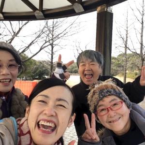 《1/21》笑うーちゃんクラブ☆大府みどり公園