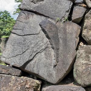 小倉城石垣