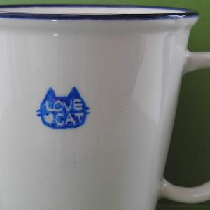 Week 337 - Love Cat Mug Cup