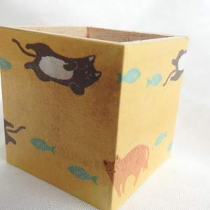 Week 314 - Decoupage Pen Stand