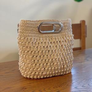 手編みバッグあれこれ