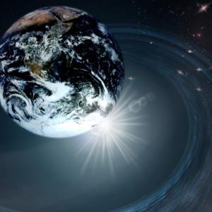 宇宙から降り注ぐエネルギー=愛。