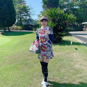 ゴルフは私のPOWER SOURCE♡