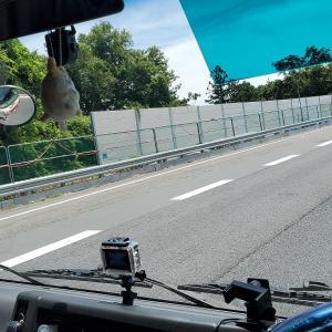上信越はNG!長野県から一般道を走ってやっと関越自動車道に・・疲!!