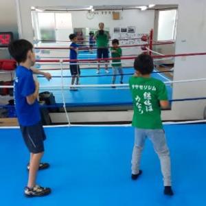 小学生ボクシングスクール