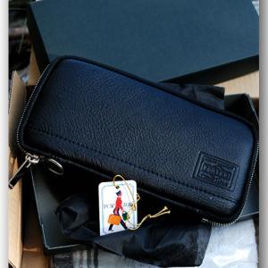 妻からのプレゼント・PORTERの長財布 DELIGHT