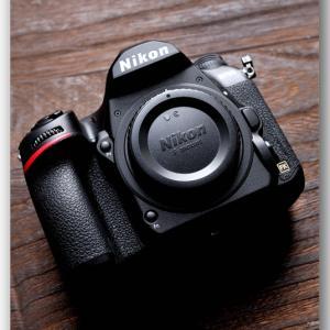 Nikon D780 〜開封〜