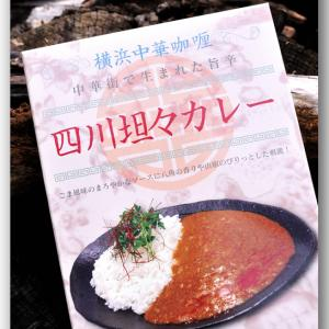 四川坦々カレーを買ってみた 〜横浜中華咖喱・レトルト〜