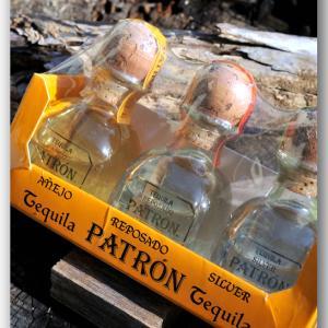 PATRÓN・パトロン ミニチュアボトル 3本セット
