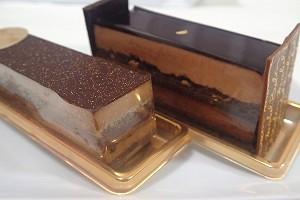 ミッシェルブランのチョコレートケーキは最高だなあと思った!(JR名古屋タカシマヤ)