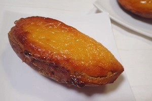 芋の上松蔵(いのうえまつぞう)のスイートポテト。