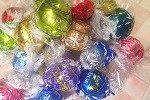 リンツのリンドールは色とりどりで可愛いし、美味しい!