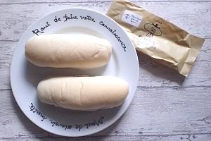 やわらかシロコッペはモチモチのコッペパンで美味しい!!(名古屋市中区栄)