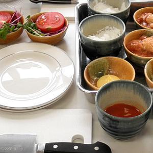 名護市でお料理教室 参加費500円で美味しい時間
