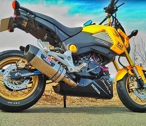 125ccの日ということで