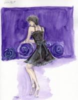 紫とか相性とか