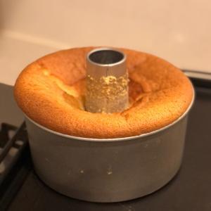 グルテンフリー シフォンケーキ、失敗と成功
