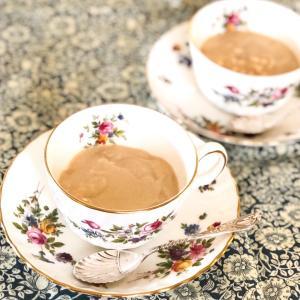紅茶のパンナコッタ♪