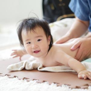 【前橋市】赤ちゃんとママの触れ合い教室の様子
